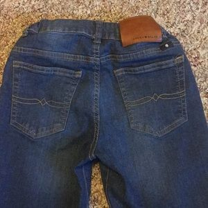 Lucky Brand Boys Jeans Size 8 Adjustable Waist